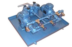 Albany GD Duplex Gear Pumps