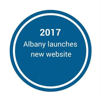 2017 - Albany Timeline