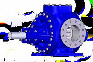 Custom Lobe Pump